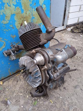 Пускач ПД 8 трактор т40