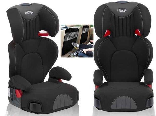 GRACO Fotelik samochodowy Logico L Black 15-36 kg  Nowe