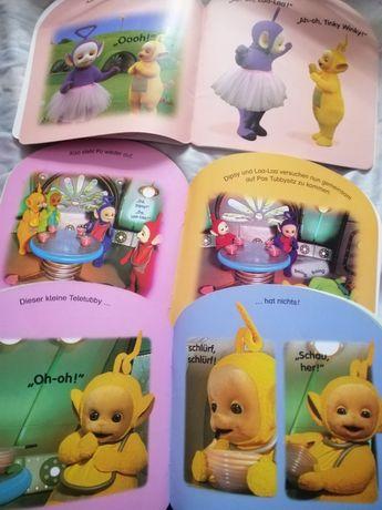 Книги про Телепузиков лотом