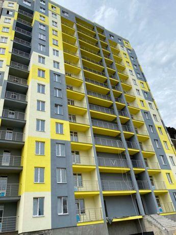 Продаю СВОЮ однокомнатную квартиру в ЖК Вернисаж - 2 окна в комнате