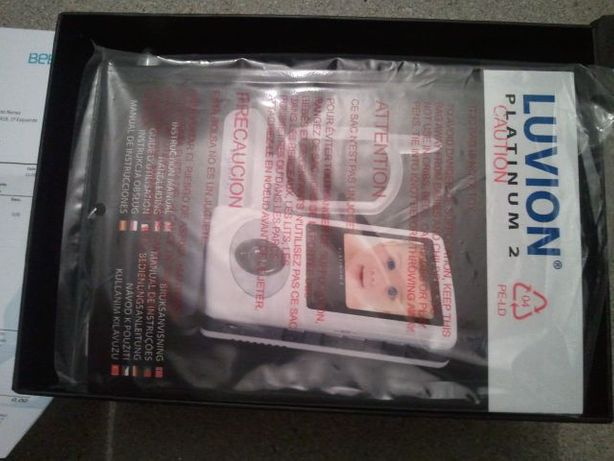 Monitor de bebé Luvion Platinum 2