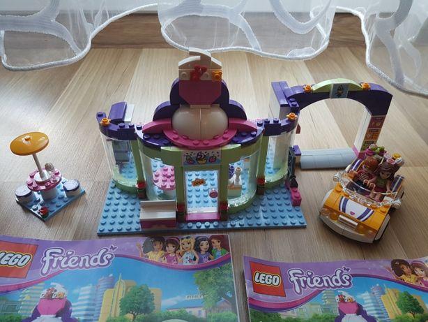 Lego 41320 Friends Sklep Z Mrożonym Jogurtem