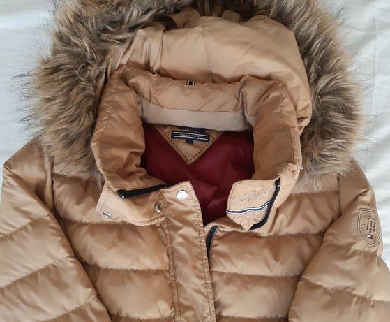 Пуховое пальто TOMMY HILFIGER original.