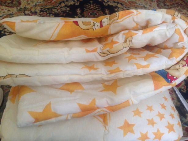 Детское одеяло. Новое !