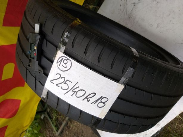 L19 225/40ZR18 92Y Michelin Pilot Sport PS2 Dot0210