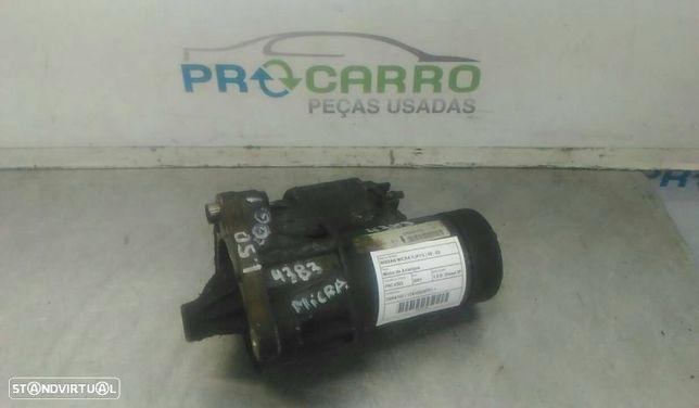 Motor De Arranque Nissan Micra Ii (K11)