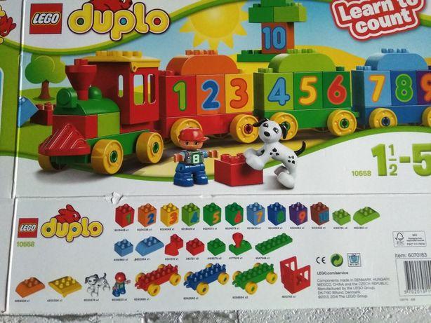 Lego Duplo 10558 оригинал