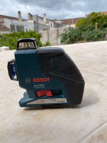 Nivel laser bosch 3-80 proffisional