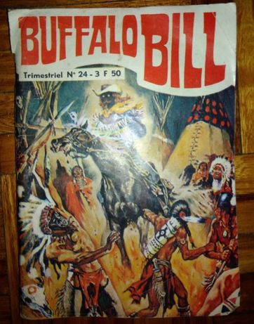 BD Buffalo Bill (Anos 70)