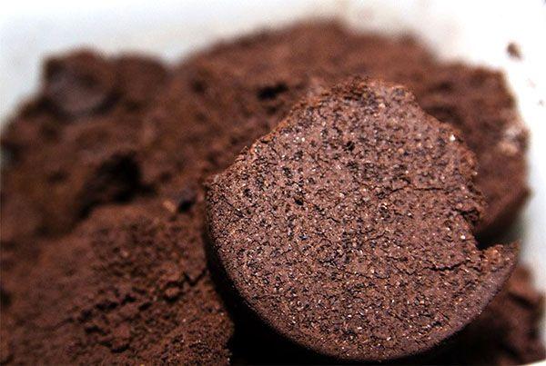 Цена снижена снова! Отработанный кофе из кофеварки