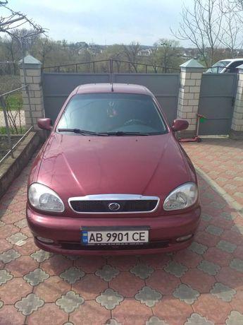 Продам автомобіль в гарному стані ЗАЗ Ланос 1,5