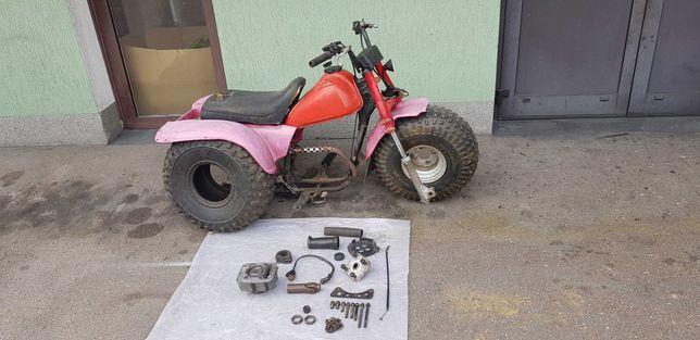 Kawasaki klt  160 185 trike trajka części atc 250 tecate kx USA