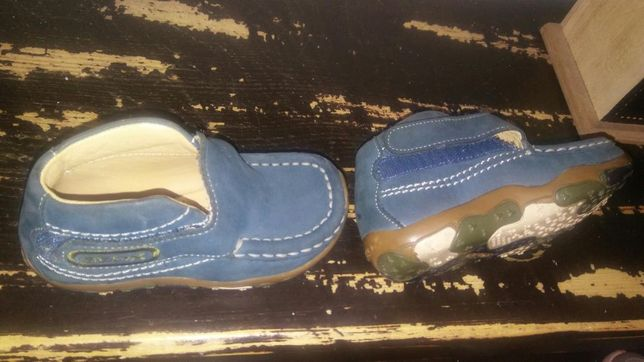 Geox wiosenne jesienne zimowe buty butki 21