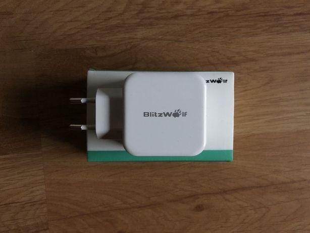 Blitzwolf BW-S10 Typ C PD 30W- kostka/adapter/apple