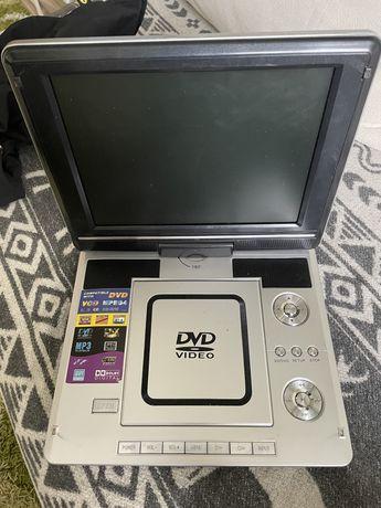 Opera DVD переносной проигрыватель