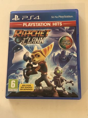 Ratchet & Clank - PlayStation Hits - PS4