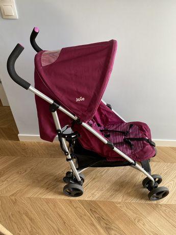 Wózek spacerówka parasolka składana podróżna joie nitro stroller