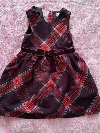 Платье H&M, 2-3 года(98 см)