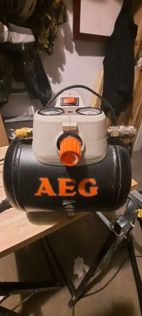 Compressor AEG 6L
