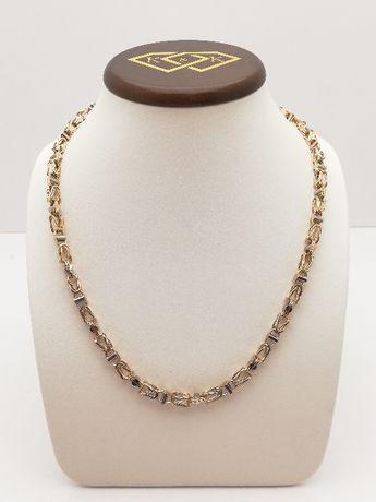 Nowy Złoty łańcuszek złoto 585 14k Sklep K&K