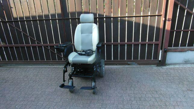 Wózek inwalidzki elektryczny, 6 km/h