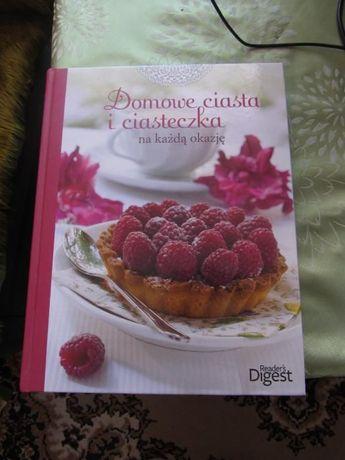 """""""Domowe ciasta i ciasteczka na każdą okazję"""". Reader's Digest"""