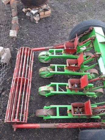 Сіялка овочева до трактора
