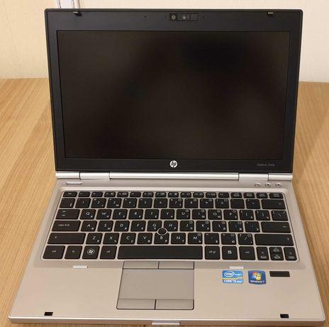Продам ноутбук HP EliteBook 2560p в рабочем состоянии