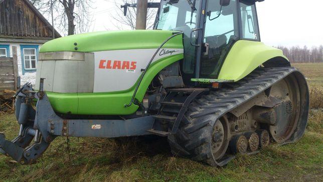 Трактор Claas challenger-55 робочий стан