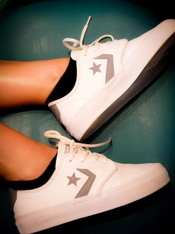 Buty Converse oryginał NOWE białe
