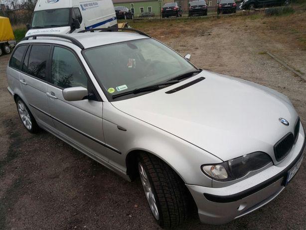 BMW 2.0 2004 benzyn