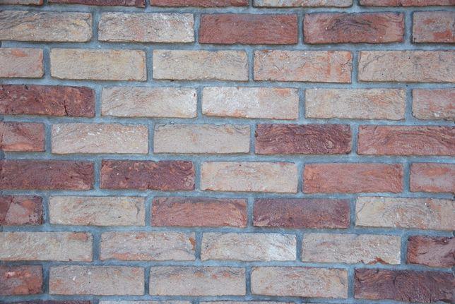 Licowe cegły ozdobne