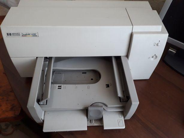 принтер цветной Hewlett Packard