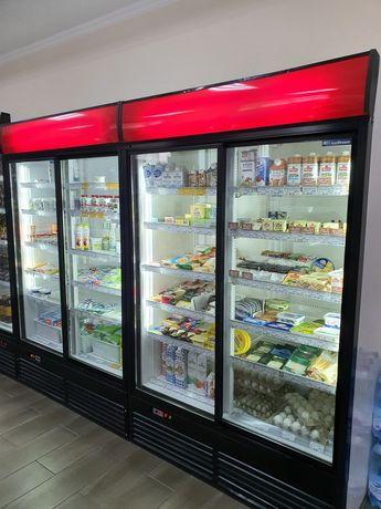 Вітринний холодильник,регал,гірка UBC