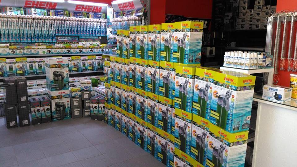 Filtro eheim ecco pro 130 novo para aquario Maia - imagem 1