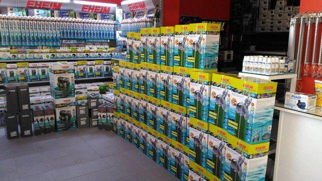 Filtro eheim ecco pro 130 novo para aquario
