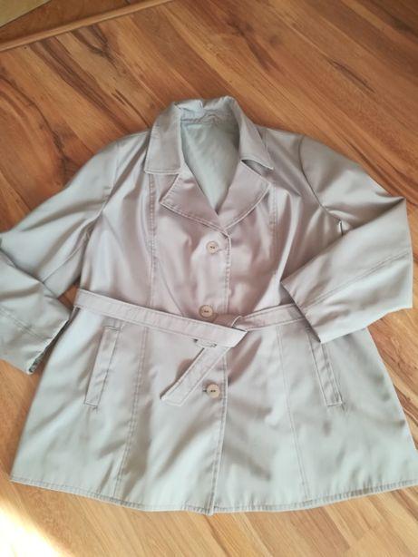 Płaszcz trencz r. 48 50 idealny