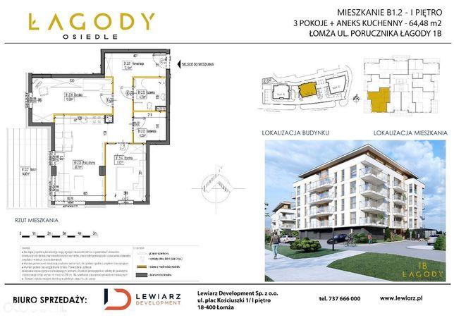 Apartament B1.2