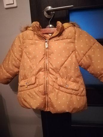 Zara kurtka zimowa R 92