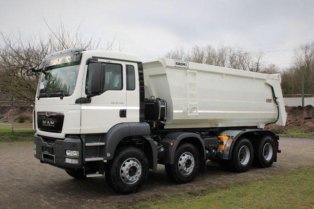 MAN 41.400 8*4 EUROMIX MTP TM 20 Euro 3, вывоз с Германии