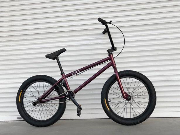Велосипед BMX-5 2021 5 цветов | Hi-Ten, промышленные подшипники