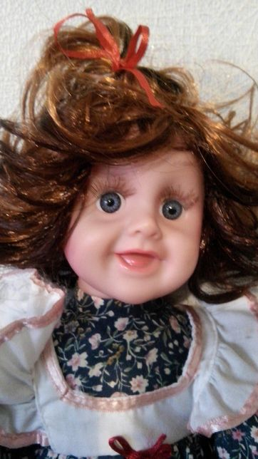 Кукла Лялька характерна Пупс 45см