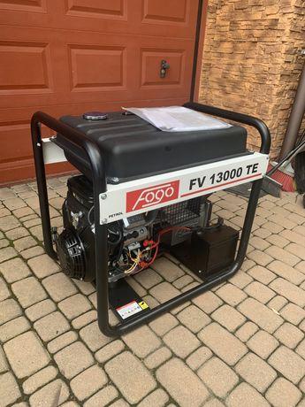 Agregat prądotwórczy trójfazowy FOGO FV 13000TE  45l