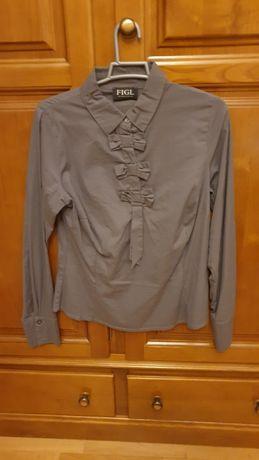 Camisa FIGL cinza