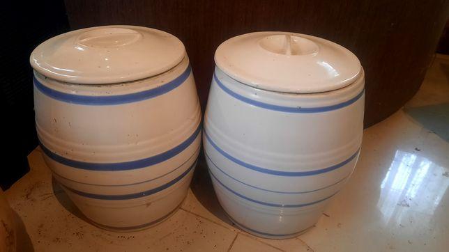 Бочонки,9 литров,посуда для мёда, керамические