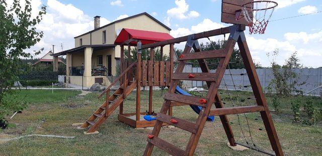 Изготавливаем под ключ детские площадки,спортивные площадки,качели.