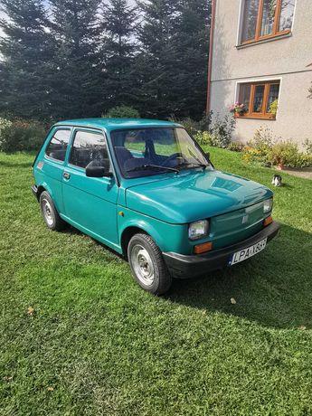 Fiat 126p zielony 1997r.