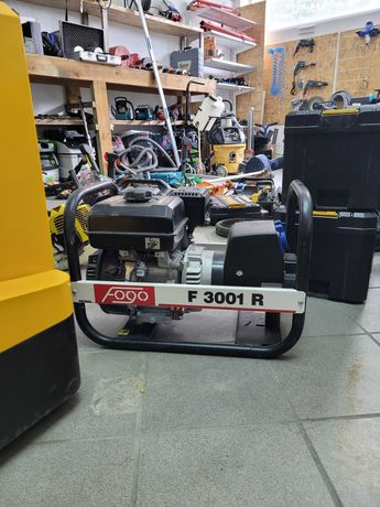 Wynajmę wypożyczę Agregat prądotwórczy FOGO FH3001R wypożyczalnia