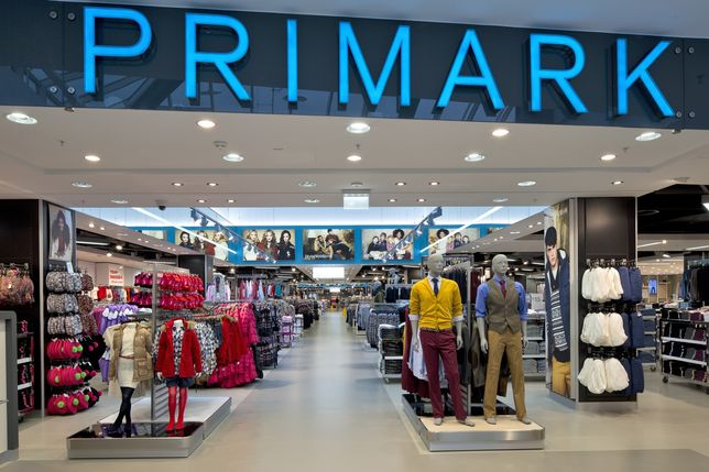 On-line выкуп из магазинов Испании Primark, H&M, Zara.