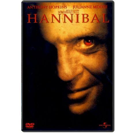 DVD - Hannibal (2001) - FILME